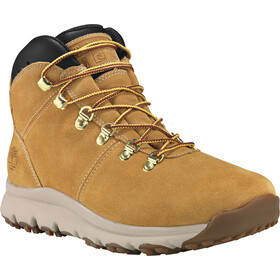 Timberland World Hiker Chaussures Homme, wheat suede